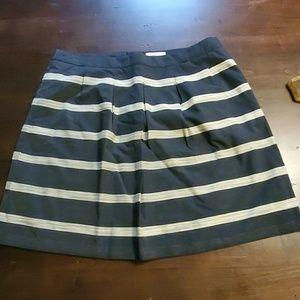 Cute nwot Loft skirt